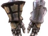 Латные перчатки джаггернаута