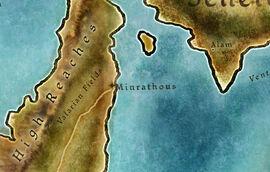 Минратос (карта)