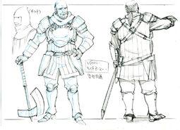 Byron light armor