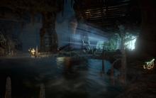 Caer Bronach - Die Höhle