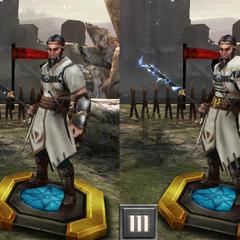 Tevinter Kampfmagier aus <i>Heroes of Dragon Age</i>