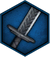 Большой меч военачальника (иконка)