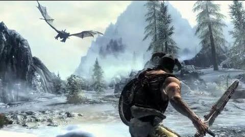 Elder Scrolls 5 Skyrim Official Trailer