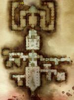 Verfallener Tempel Minimap