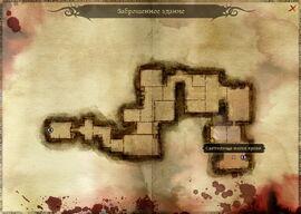 Заброшенное здание (карта)