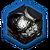 Тронутый тенью сильверит (иконка)