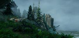 Dragon Island Location Image