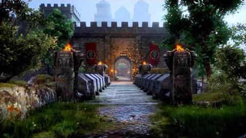 Dragon Age Inquisition -- «Мир Dragon Age»