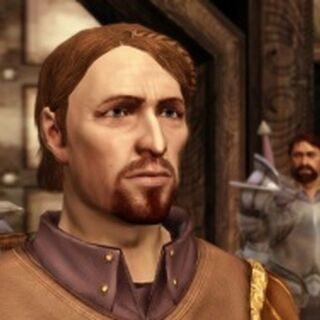 Tegan w Dragon Age: Początek