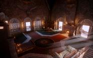 Die Himmelfeste - Schlafzimmer des Inquisitors