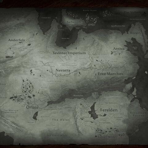 Hoch aufgelöste Karte von Thedas (<a href=