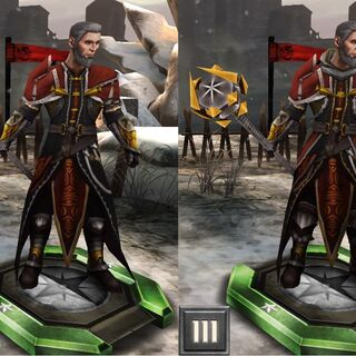Danarius' Stufenaufstieg in <i>Heroes of Dragon Age</i>