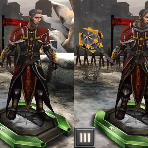 Danarius tier development in <i>Heroes of Dragon Age</i>