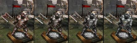 Легионер-воин HoDA