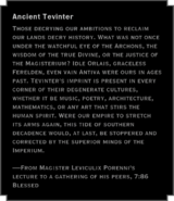 Ancient Tevinter