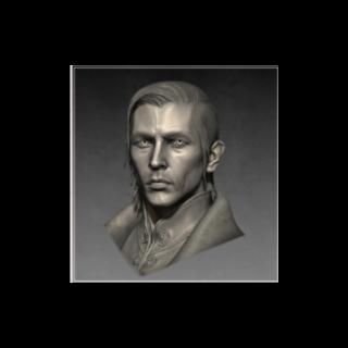 Männlicher Menschlicher Inquisitor