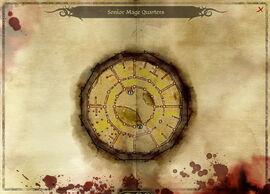 Map-Senior Mage Quarters
