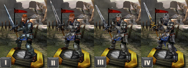 Воин из Серых Стражей HoDA