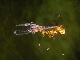 Кинжал с драконом