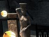 Codex entry: Andraste in Nude Repose - Invisible