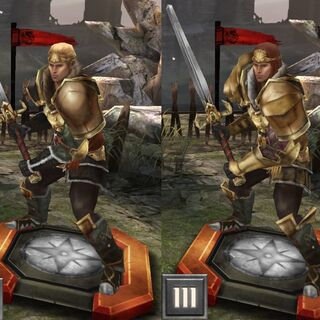 Cailan in <i>Heroes of Dragon Age</i>