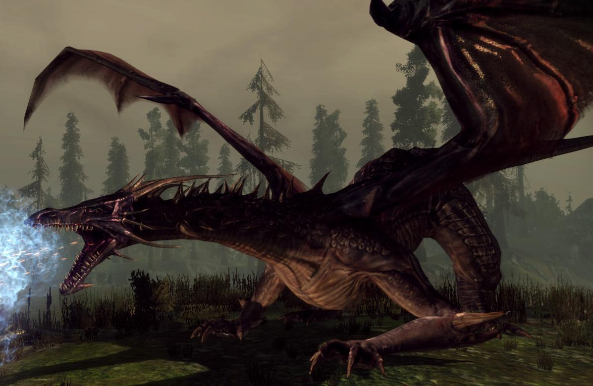 Flemeth the Shapeshifter | Dragon Age Wiki | FANDOM powered by Wikia