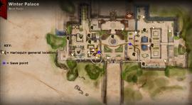 Harlequin Tag Map