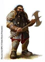 Warrior Green Ronin