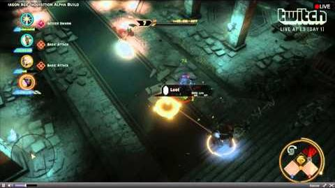 Dragon Age Inquisition demo E3 2014