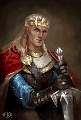 Maric theirin king