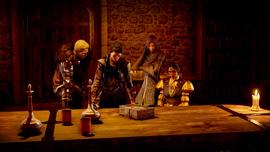 Опасность не миновала (Inquisition)