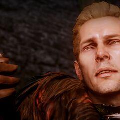 Cullen kämpft mit dem Lyrium