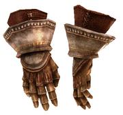 Массивные гномьи перчатки