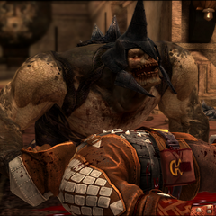 A Genlock as depicted in <i>Dragon Age II</i>