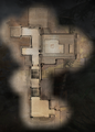 Therinfal Redoubt Main Level Map.png
