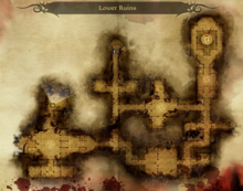 Untere Ruinen