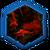 Тронутый тенью кровавик (иконка)