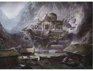 Храм в убежище