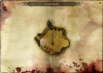 Campamento del grupo (mapa)