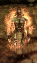 Form Burning Man