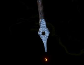 Навершие для двуручного оружия 04
