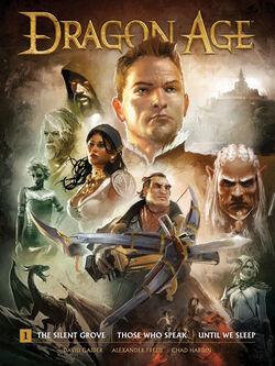 Dragon Age Library Edition 1