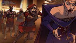 Inquisition Celene assassination concept