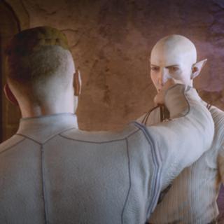 Inkwizytor atakuje Solasa