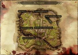 Лес Вендинг (карта)