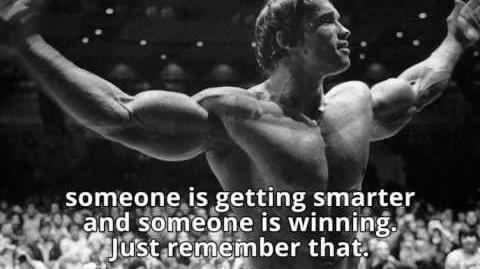 Arnold Schwarzenegger Motivation - 6 rules of success speech - with subtitles HD