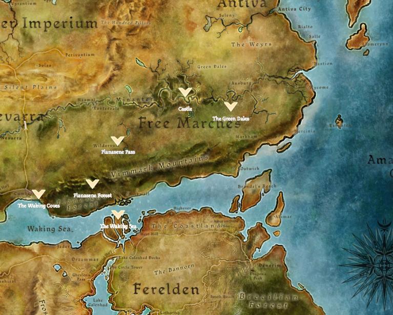 Image - Dragon Age Legends Comparison Map.png | Dragon Age Wiki ...