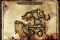 Ruined Thaig Map