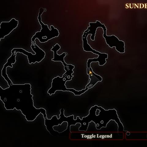 A map of Sundermount