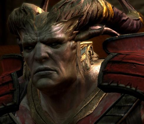 Sex in dragon age 2 qunari